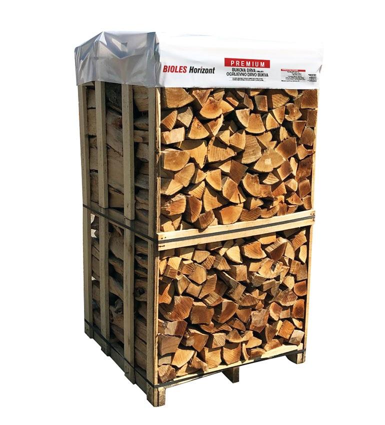 1,7RM Brennholz BUCHE 25cm