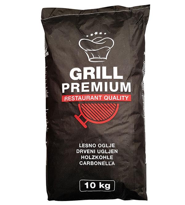 Premium Restaurant Grill-Holzkohle 390kg