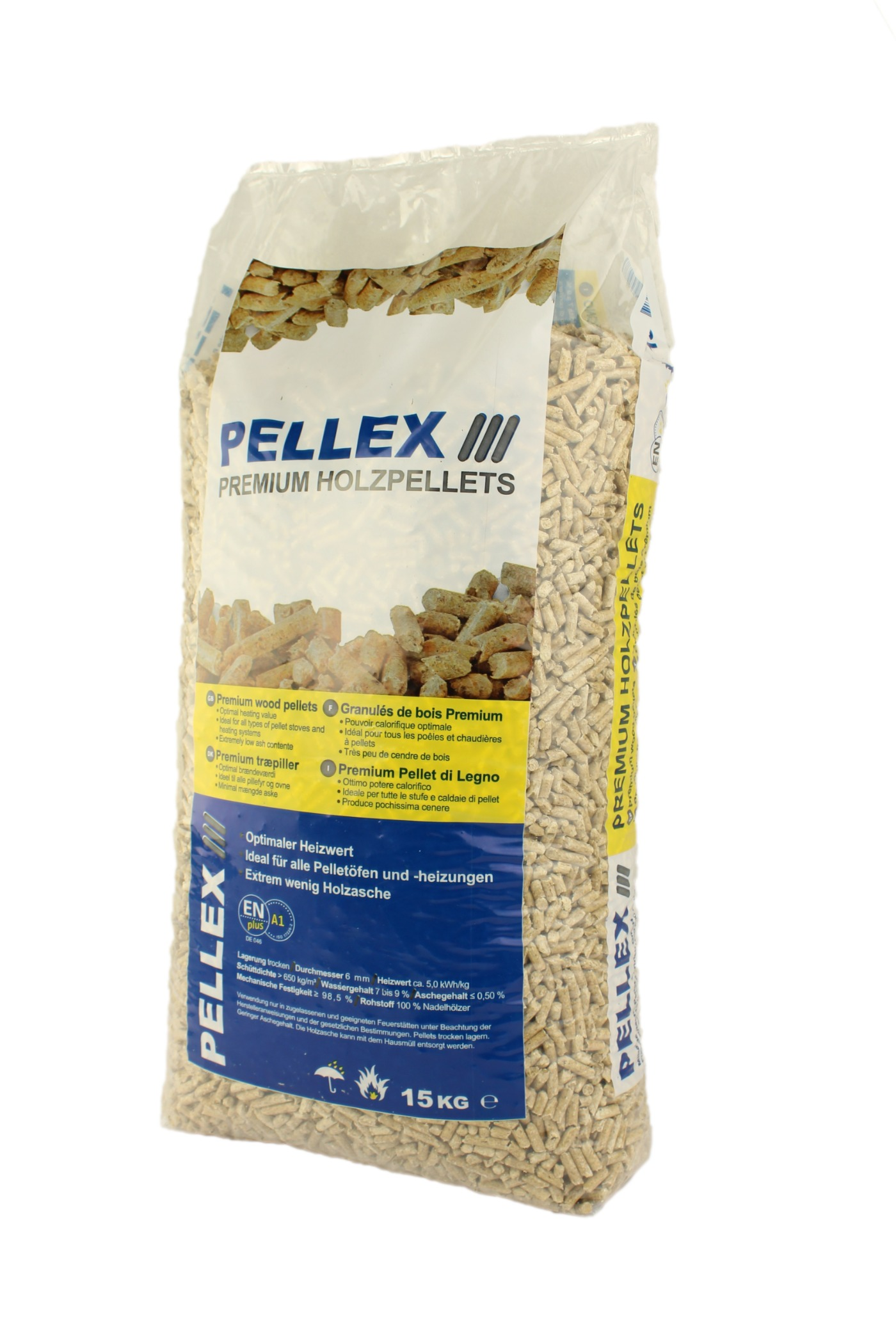 Holzpellets PELLEX - 990kg