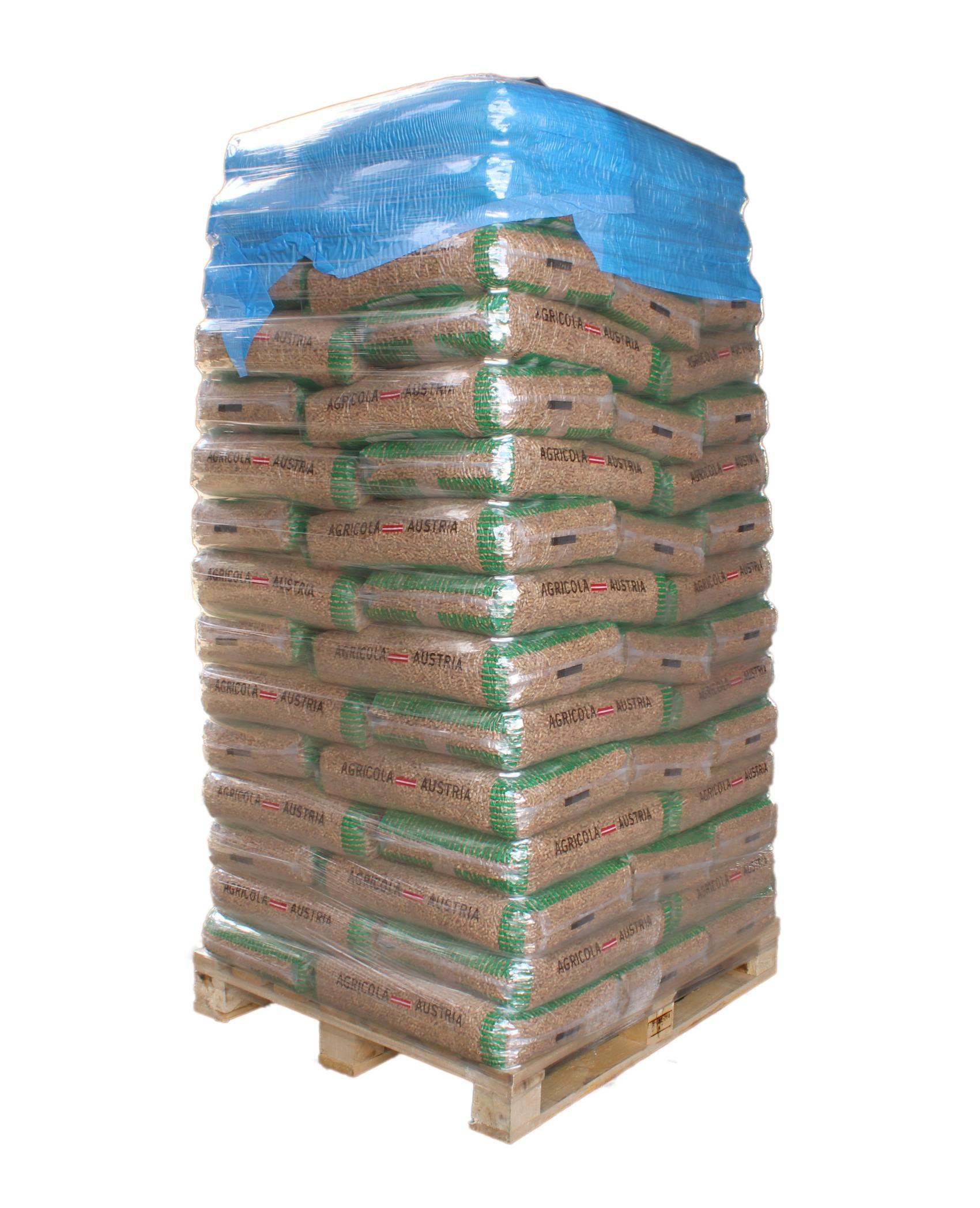 AKTIONS-Holzpellets Kiefer - 1.125kg