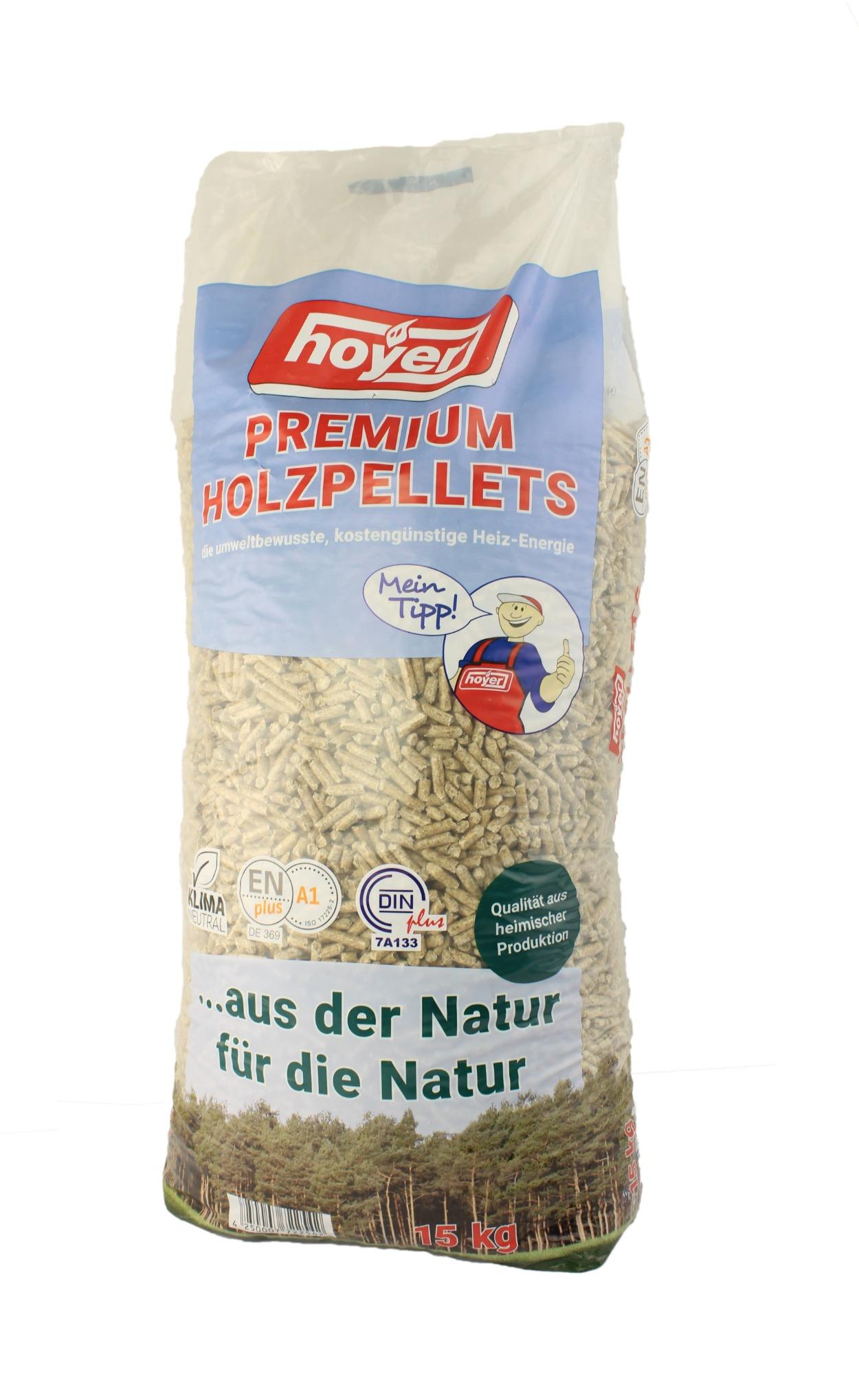 Holzpellets HOYER - 990kg